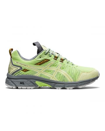 Asics SportStyle HN1-S GEL-VENTURE 7 / 300 : LIME GREEN-HUDDLE YELLOW
