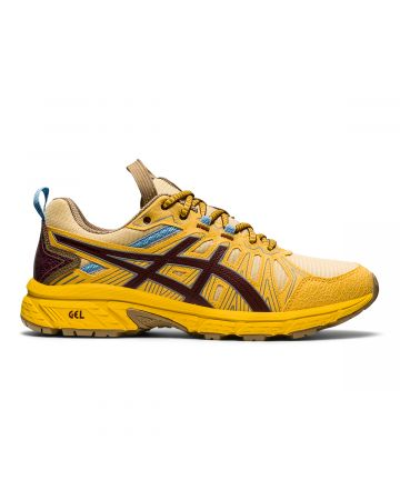 Asics SportStyle HN1-S GEL-VENTURE 7 / 750 : YELLOW-OX BROWN