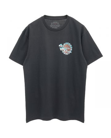 4WD TO THE KNOW-HOW TEE / BLACK