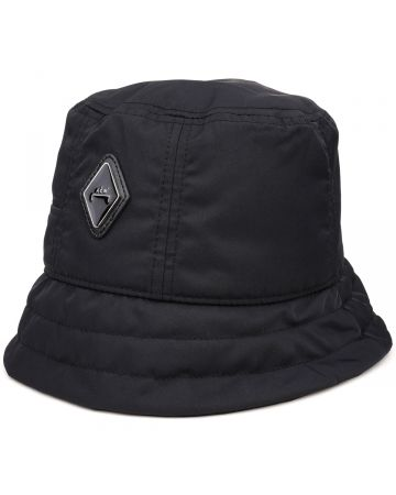 A-COLD-WALL* CELL BUCKET HAT / BLACK