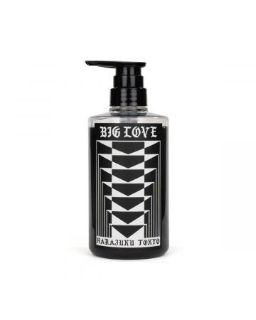 "Big Love Records BIG LOVE LIQUID SOAP ""WHITE LIGHT/WHITE HEAT"" 500ml"