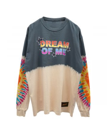 Bossi Sportswear DREAM OF ME LONGSLEEVE TIE-DYE / MULTI