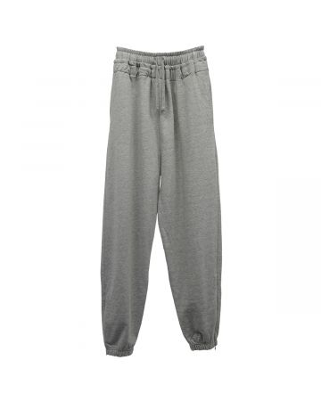 BIANCA SAUNDERS DOUBLE WAISTED JOGGER / GREY