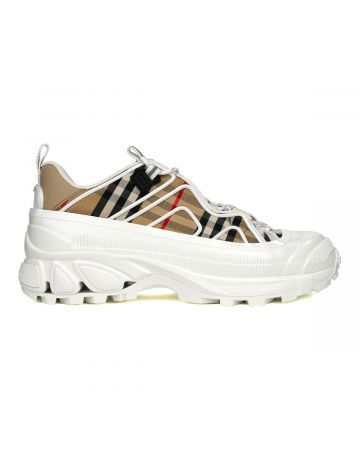 BURBERRY M TRAINER / A7026 : ARCHIVE BEIGE