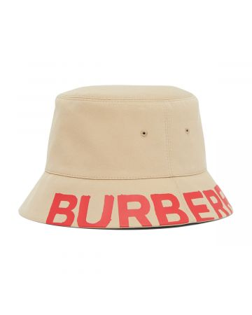 BURBERRY W BUCKET HAT / A1366 : HONEY