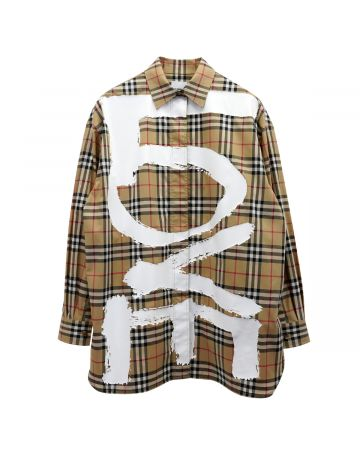 BURBERRY W SHIRTS / A7028 : ARCHIVE BEIGE IP CHK