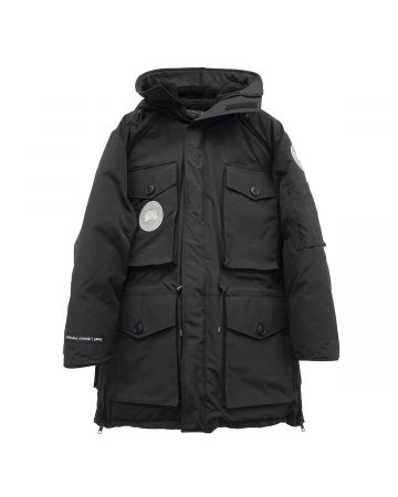 CANADA GOOSE x juun.j EXPEDITION PARKA / 097 : BLACK