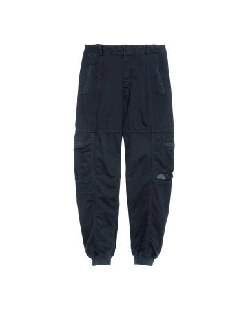 C.E SIDE POCKET RIBBED PANTS / BLACK