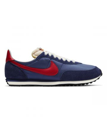 NIKE WAFFLE TRAINER 2 SP / 400 : MIDNIGHT NAVY/MAX ORANGE