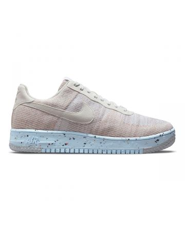 NIKE AF1 CRATER FLYKNIT / 101 : WHITE/PHOTON DUST