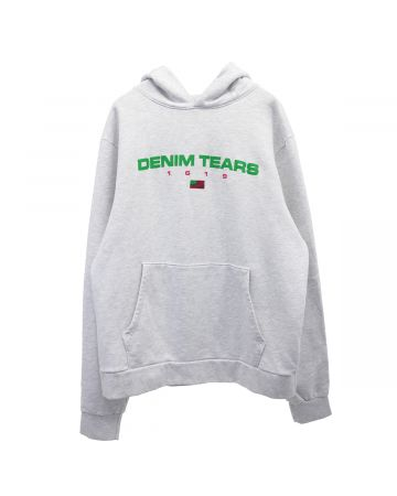 Denim Tears DENIM TEARS SPORT SWEATSHIRT / GREY