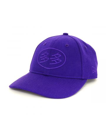 다다DADA多多 NEWERA COLORPACK / PURPLE