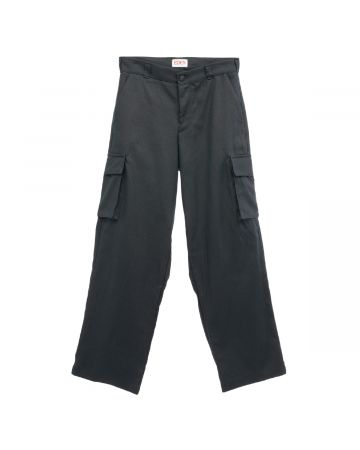 EDEN Power Corp ENOKI HEMP ORGANIC PANT / 003 : BLACK-GREY