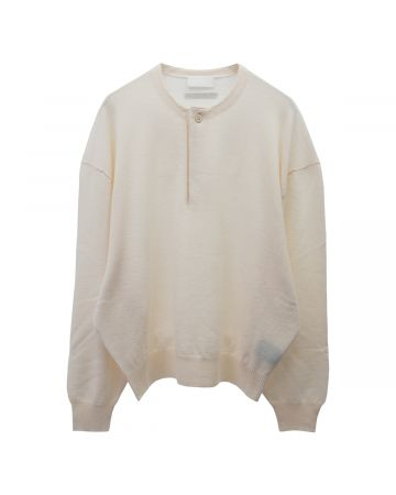 FEAR OF GOD EXCLUSIVELY FOR Ermenegildo Zegna WALLACE KNITWEAR / N02