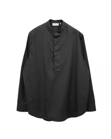 FEAR OF GOD EXCLUSIVELY FOR Ermenegildo Zegna LONG SLEEVE DRESS SH / G