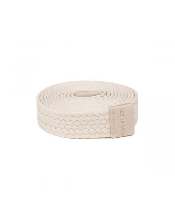 FEAR OF GOD EXCLUSIVELY FOR Ermenegildo Zegna BELT / CAJ