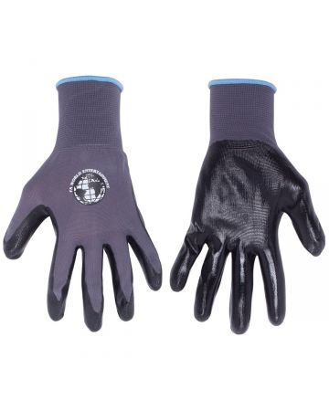 FUCKING AWESOME RUBBER DIPPED GLOVES / BLACK