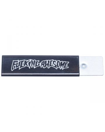 FUCKING AWESOME STAMP BOX CUTTER / BLACK