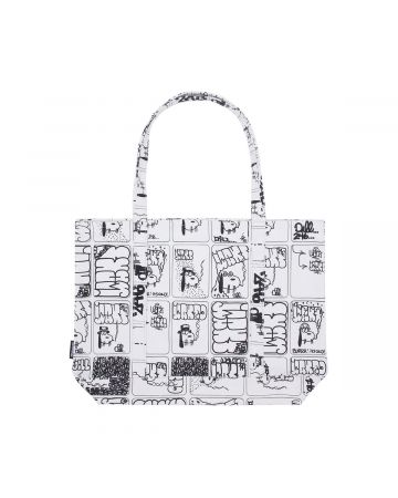 FUCKING AWESOME TOTE BAG / WANTO-DILL ART