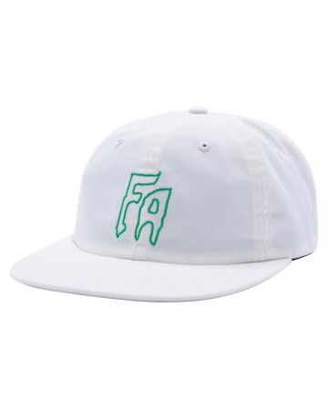 FUCKING AWESOME SEDUCTION OF THE WORLD STRAPBACK / IVORY