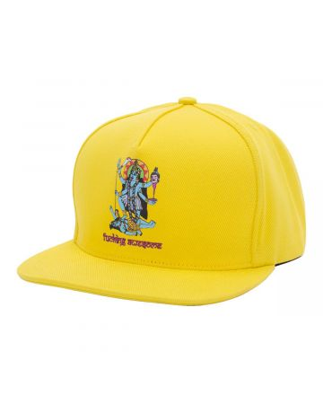 FUCKING AWESOME REDEMPTION SNAPBACK / GOLD