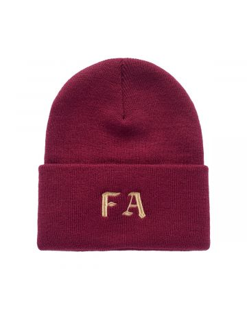 FUCKING AWESOME CHILDREN OF A LESSER GOD BEANIE / MAROON