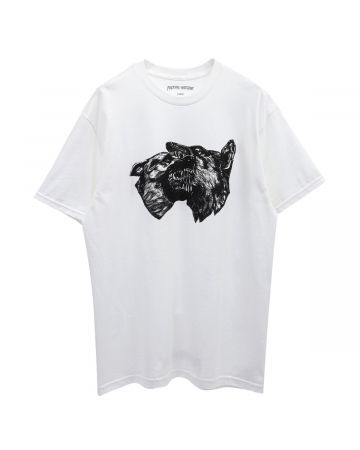 FUCKING AWESOME DOGS TEE / WHITE