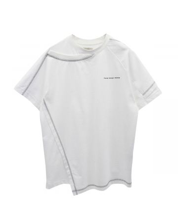 Feng Chen Wang 2 IN 1 T-SHIRT / GRAY