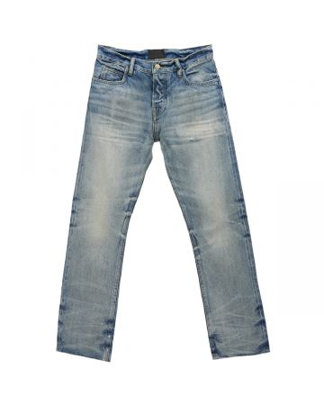 FEAR OF GOD SEVENTH COLLECTION 7TH COLLECTION DENIM / 460 : 5 YEAR INDIGO VINTAGE WASH
