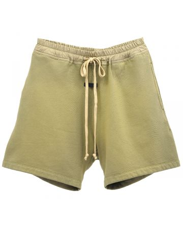 FEAR OF GOD SEVENTH COLLECTION THE VINTAGE SWEATSHORT / 315 : VINTAGE ARMY