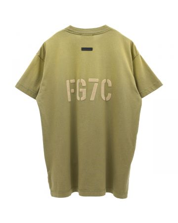 FEAR OF GOD SEVENTH COLLECTION FG7C TEE / 315 : VINTAGE ARMY