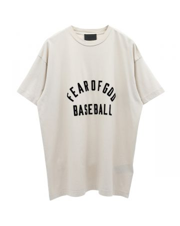 FEAR OF GOD SEVENTH COLLECTION BASEBALL TEE / 280 : SAND