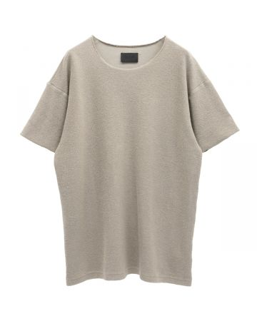 FEAR OF GOD SEVENTH COLLECTION INSIDE OUT TERRY TEE / 039 : PARIS SKY