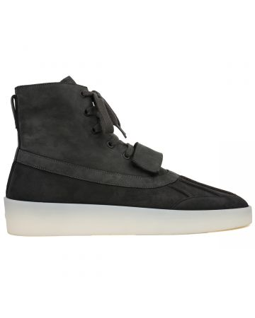 FEAR OF GOD SEVENTH COLLECTION DUCK BOOT / 016 : OFF BLACK-BLACK