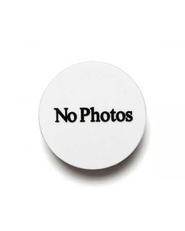 #FR2 NO PHOTOS TILT STAND / 001 : WHITE