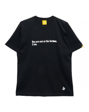 TORU MURANISHI COLLABORATION WITH #FR2 TEE 2 / 029 : BLACK