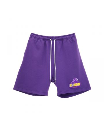 XLARGE collaboration with #FR2 EASY SHORT PANTS / PURPLE
