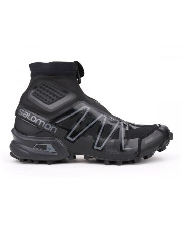 SALOMON FOOTWEAR SNOWCROSS ADV LTD / BLACK-BLACK-BLACK