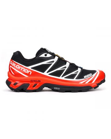 SALOMON XT-6 ADVANCED / BLACK-RACING RED-WHITE