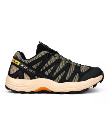 SALOMON FOOTWEAR XA PRO 1 ADVANCED / VETIVER-BLACK-SAFARI