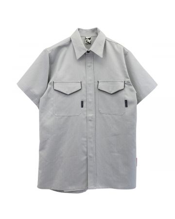GR10K RICHTER SN SHORT SLEEVE / COLD GREY