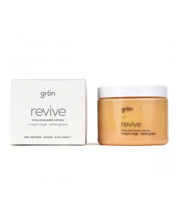 grön REVIVE/VITALIZING BODY LOTION