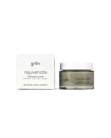 grön REJUVENATE/AWAKENING CLAY MASK
