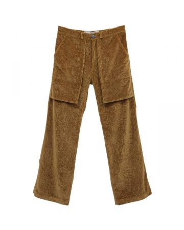 Georges Wendell H87 PANTS / 006 : SOFT BROWN