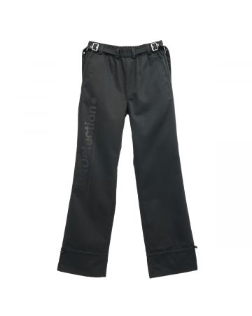 HOOD BY AIR OVERSIZE PANT / 999 : BLACK