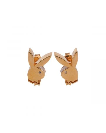 HATTON LABS x PLAYBOY BUNNY EARRING / GOLD