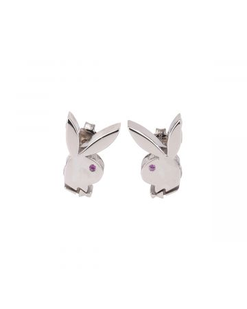 HATTON LABS x PLAYBOY BUNNY EARRING / SILVER