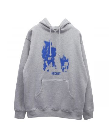 HOCKEY AT EASE HOOD / GREY HEATHER