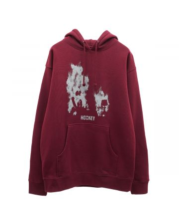 HOCKEY AT EASE HOOD / MAROON