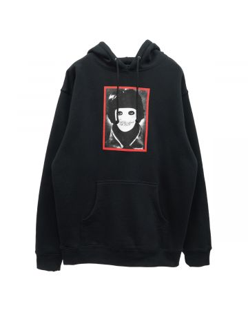 HOCKEY NO FACE HOOD / BLACK